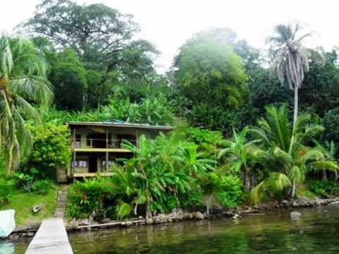 Beautiful New Waterfront Villa with 7 Acres Of Land for Sale, Bocas del Toro, Loma Partida