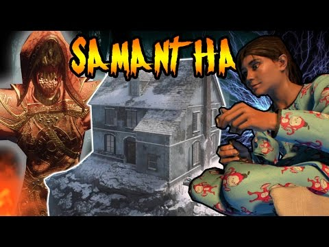 SAMANTHA WAS KIDNAPPED! Dr Maxis Explains The Story (Black Ops 3 Zombies DLC4 Ending Easter Eggs)