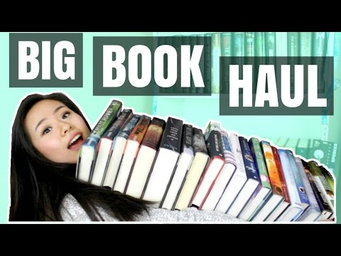 BIGGEST BOOK HAUL OF THE YEAR (55 BOOKS) | BookOutlet & Publishers Galore