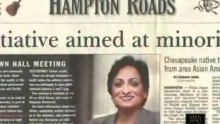 Shamina Singh - 2010 WWAAC Leaders & Legends Award