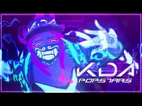 K/DA - POP/STARS (Português / Versão Masculina)