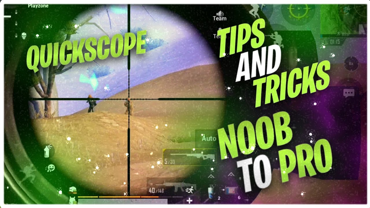 Top 10 Tips And Tricks ( From Noob To Pro ) #10 Pubg Mobile