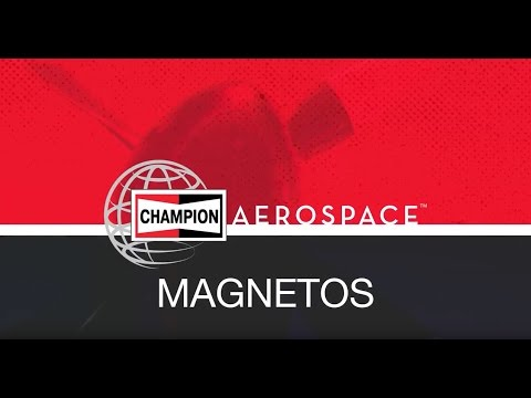 Slick Magnetos - Champion Aerospace