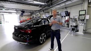 Így tesztelik a magyar Audikat gyártás után - Vezess TV/Gajdán Miklós