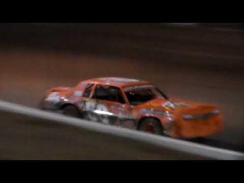 Stock Car Amain @ Hancock County Speedway 08/12/17