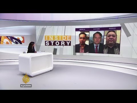 Richard Heydarian, Anders Corr, Harry Roque - Aljazeera Inside Story interview on Mindanao