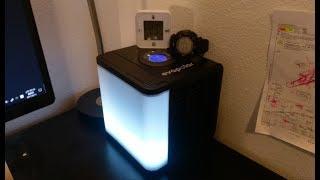 evapolar 號稱世界第一台個人移動冷氣不專業開箱及降溫測試~~
