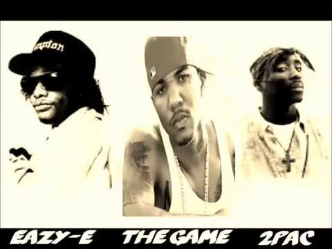 2Pac - Game Over (The Game & Eazy E) 2015 Remix!
