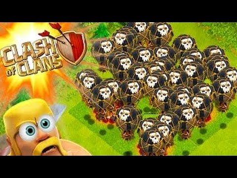 CLASH OF CLANS MOD JANUARY 2016