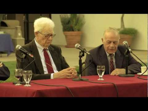 Highlights from an Evening with the Founders of Thomas Aquinas College