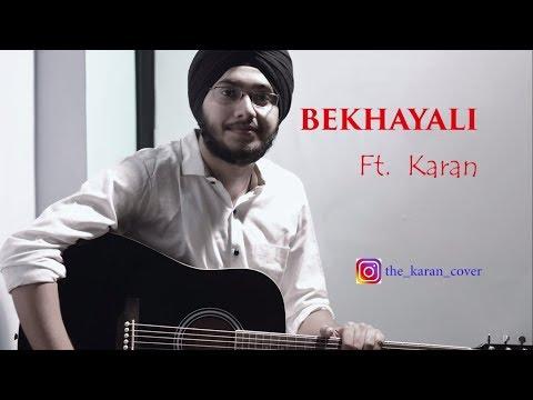 bekhayali-|-kabir-singh-|-shahid-kapoor,-kiara-advani-|-sachet-|-parampara-|-the-karan-cover