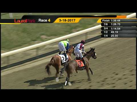 LAUREL PARK 3 18 17 REPLAY SHOW