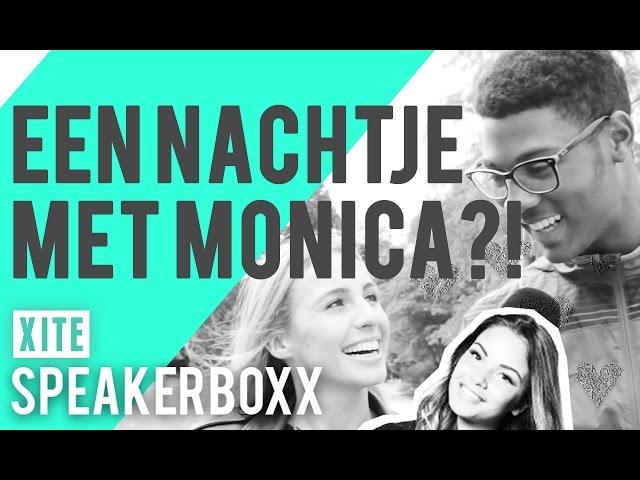 BESCHUITJE ETEN MET MONICA GEUZE!   SPEAKERBOXX #4