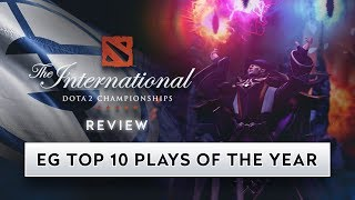 the international review eg top 10 plays of the year