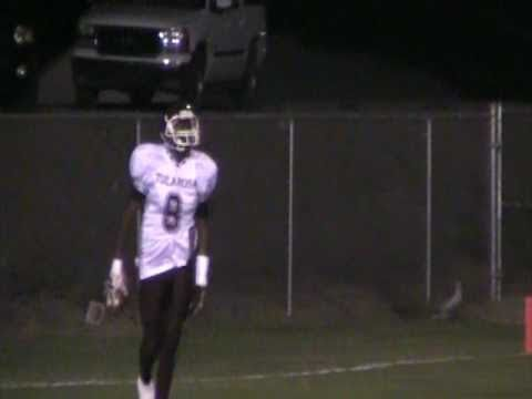 Emery Coleman Amazing Touchdown