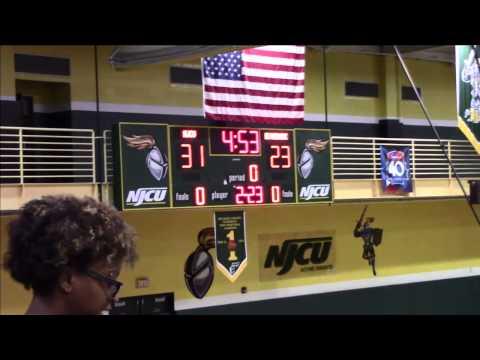 #GothicVision #GothicGameDay NJCU Basketball Double Header against Rutgers-Newark