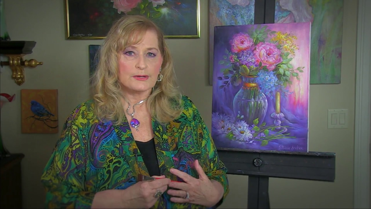 E-Courses — Gary & Kathwren Jenkins Paint with Passion