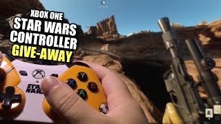 XBone Star Wars Controller Give-away + How to get it working in Windows