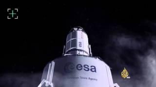 خطط أوروبية لبناء قرية على سطح القمر