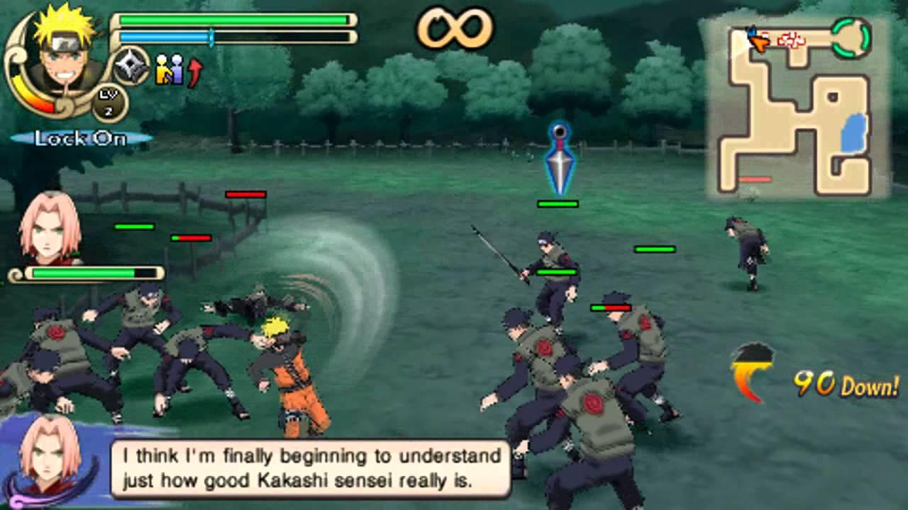 Naruto shippuden ultimate ninja impact download