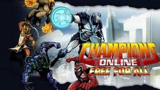 لعبه : Champions Online PC
