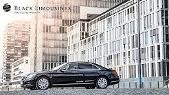Black Limousines: Limousine Service in Germany