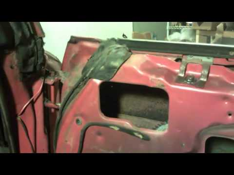 How To Remove Your Door Chevelle Restoration Youtube