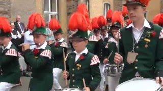 Aloisiusfest 2013 - Parade auf dem Calvarienberg