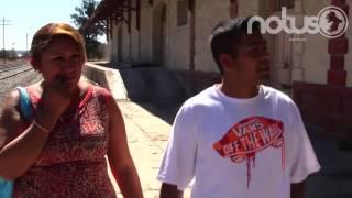 Estación de Pénjamo: drogas, robos y migración