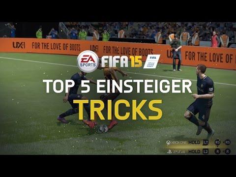 FIFA 15 Tipps & Tricks - Top 5 Tricks für Einsteiger