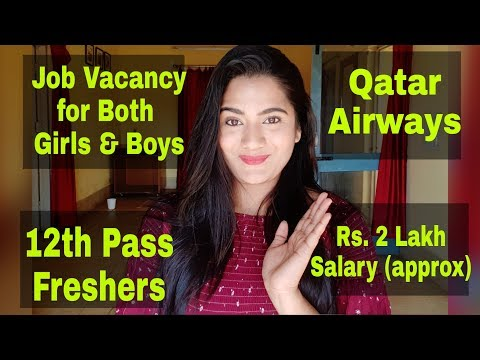 Qatar Airlines Feb 2020 Job Vacancy for Cabin Crew post for