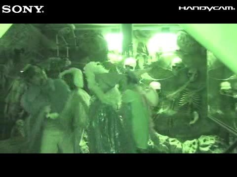 Sony X Ocean Park Halloween 2008 (13/10 12:15AM)