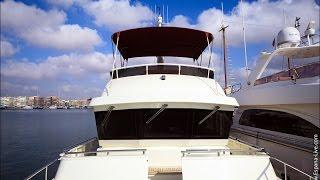 Яхта в Испании в аренду на море, Торревьеха Марина Салинас(Посетите наш сайт Недвижимость Испании http://Espana-Live.com/ - Каталог недвижимости в Испании на море - дешевые..., 2014-09-01T12:12:43.000Z)