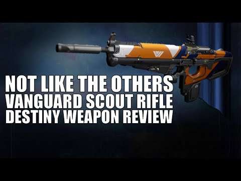 Destiny not like the others review best scout rifle in destiny the