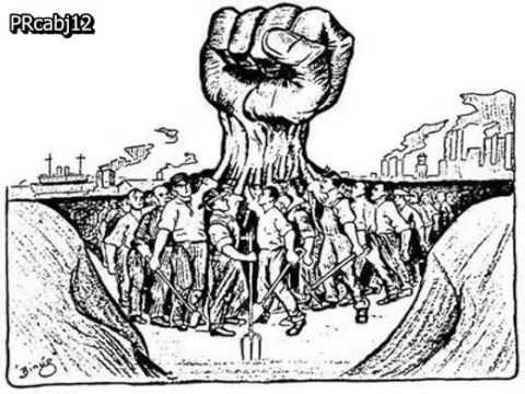 Union strike folk song (rare version)