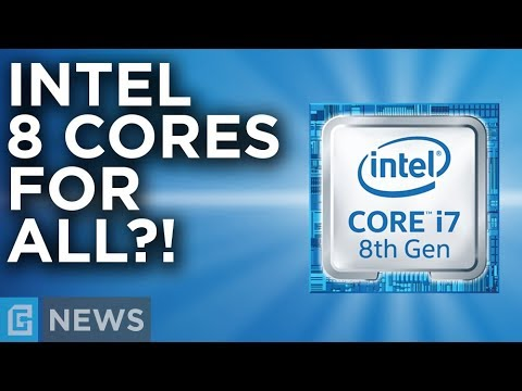 Intel Bringing 8 Cores To The Mainstream?!