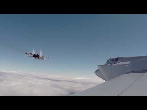 Работа летчиков дежурных