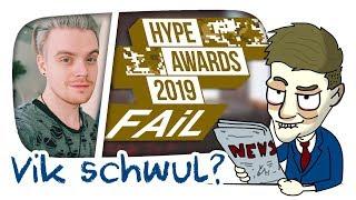 Hype Award Cringe / Ist Viktor Homosexuell? (Beweise) :O - Cake News #18