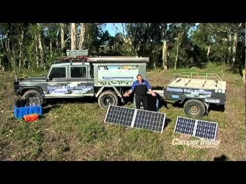 JTS Offroad TV: Ultimate camper 12volt battery setup