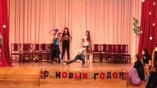 Скачать Танец Beggin Новый год Хип Хоп