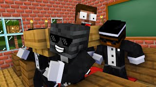 Monster School : COFFIN DANCE MEME CHALLENGE - Minecraft Animation