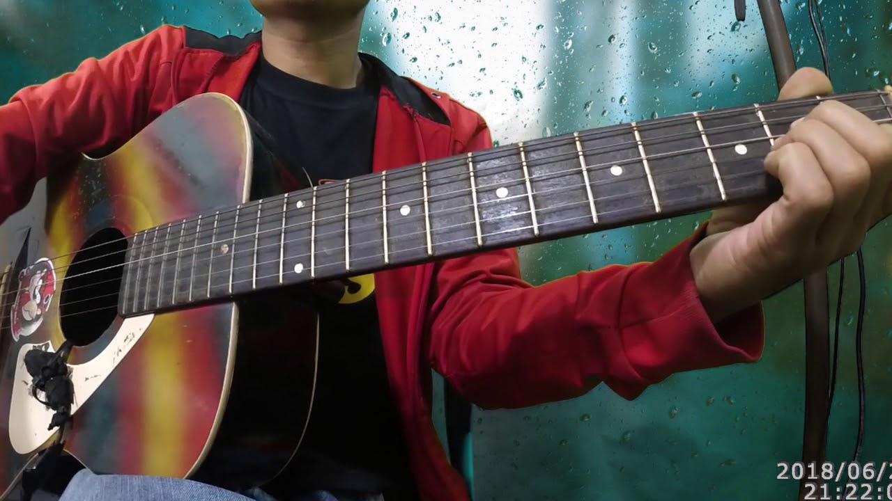 Kunci Gitar Reza Re Maafkanlah Youtube