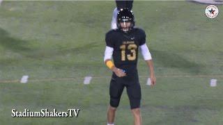 Tristan Gebbia throws 7 TOUCHDOWN!!! Highlight Video