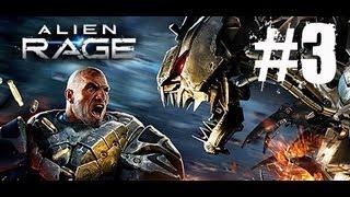 Alien Rage Unlimited Walkthrough Part 3 - Mission 3 - Gameplay