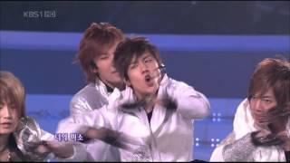 SS501 - Deja Vu / KBS Open Concert ~2008.04.20~
