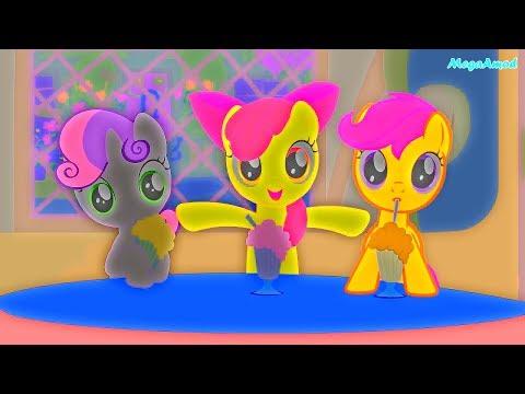 "My Little Pony: FiM - ""Babs Seed"" (Morro Nightcore Major Version)"