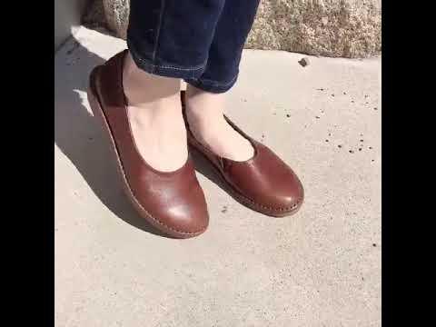 パンプス フラット スリッポン 本革 日本製 歩きやすい かわいい カジュアル レディースシューズ 女鞋 slip on 平鞋 lasies shoes yurikomatsumoto