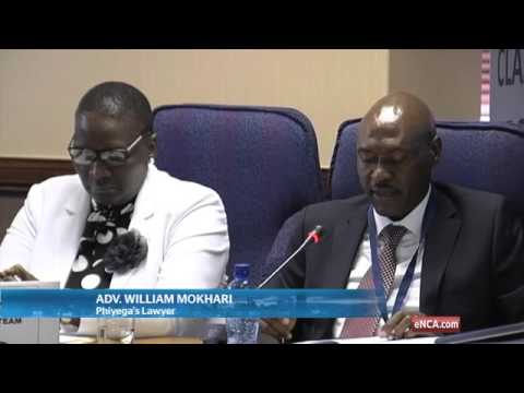 Phiyega inquiry off to a rocky start