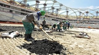 Human Cost Of Qatar World Cup Is Staggering