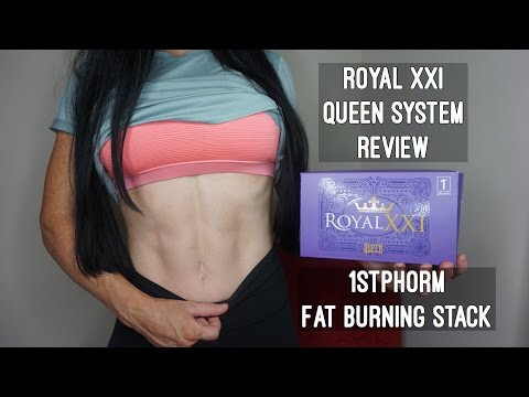 ROYAL XXI QUEEN SYSTEM REVIEW : 1st Phorm Fat Burning Stack